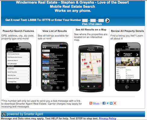Click To Get Your Free Real Estate Mobile App!